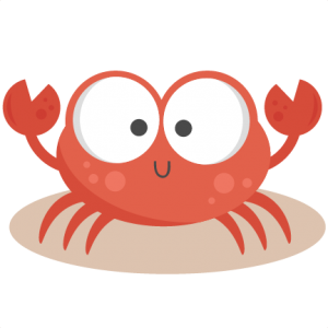 Crab SVG cutting files for scrapbooking ocean svg cut files ocean svg cuts beach svg files