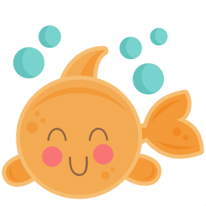 Happy Fish SVG cutting files for scrapbooking fish svg cut file for cricut cute svg cuts cute cut files cricut
