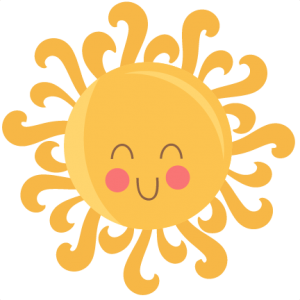 Cute Sun SVG cutting files beach svg cut file free svgs free svg cuts cute svg files for cricut summer svg cuts