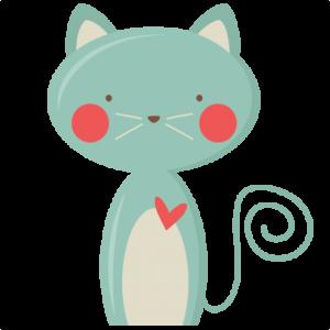 Cat SVG cutting files for scrapbooking cat svg cut file cat scal file free svgs cricut machines