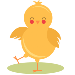 Farm Chick SVG cut files farm animals svg cutting files for scrapbooking farm cut files for cricut cute svg cuts