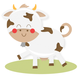 Farm Cow SVG cut files farm animals svg cutting files for scrapbooking farm cut files for cricut cute svg cuts