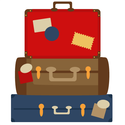 Suitcase SVG cutting file vacation svg cuts vacation svg ...