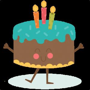 Happy Birthday Cake SVG scrapbook birthday svg cut files birthday svg files free svgs free svg cuts