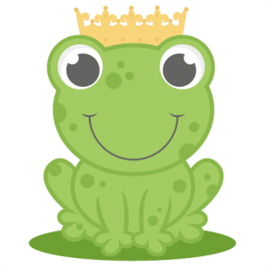 Frog Prince SVG cutting file for cricut princess svg cut file scut files scal cute cut files for cricut