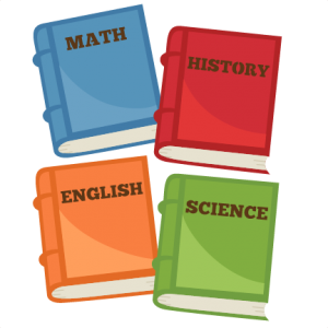 School Books SVG cutting file for scrapbooking free svg cuts free svg cut files cute cut files for cricut