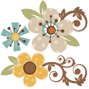 Flowers SVG cutting file for scrapbooking free svg cuts free svgs flower svg files