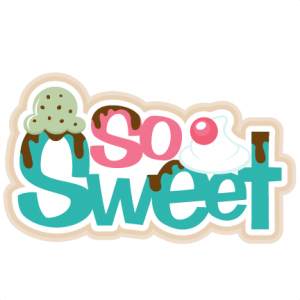 So Sweet SVG scrapbook title SVG cutting files for scrapbooking free svg cuts cute cut files for cricut cute svgs