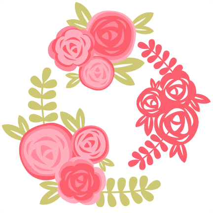 Rose Set Svg Cutting File For Scrapbooking Free Svg Cuts