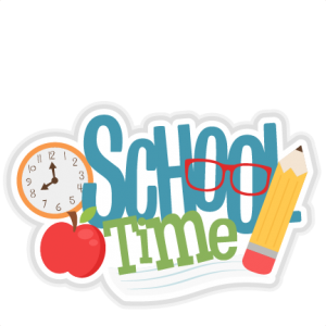School Time SVG scrapbook title school svg cut files cricut cut files for scrapbooking cute svg cuts free svgs