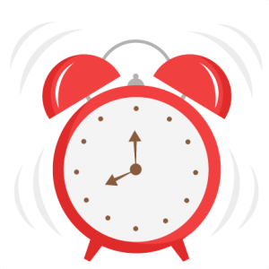 Alarm Clock SVG cutting file school svg cut files cute svgs cute cut files for cricut