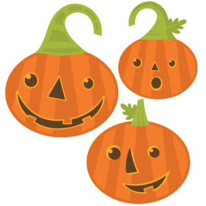 Jack-O-Lanterns Set SVG cutting files pumpkin svg cuts cute svg cut files cute cut files for cricut free svgs