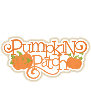 Pumpkins Patch Title SVG cutting files cute cut files for cricut free svgs free svg cuts cute svg files