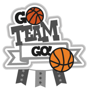 Go Team Go Basketball SVG scrapbook title football svg cut file cute cut files for cricut cute svg cuts free svgs