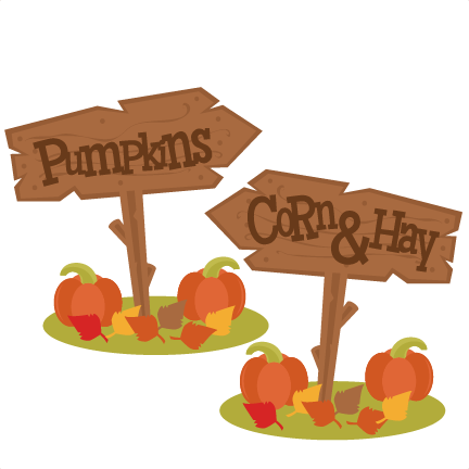 Fall Signs SVG cutting files for scrapbooking fall svg cut ...