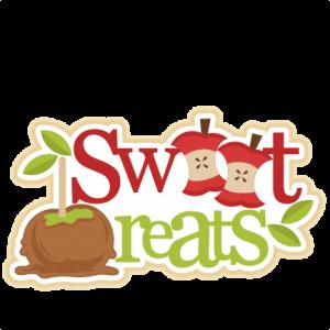 Sweet Treats SVG scrapbook title SVG cutting files for scrapbooking fall svg cut files for cricut cute svg cuts free svgs