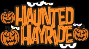 Haunted Hayride SVG cutting files bat svg cut file halloween cute files for cricut cute cut files free svgs