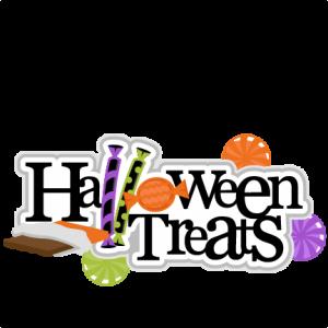 Halloween Treats SVG scrapbook title SVG cutting files candy svg cut file halloween cute files for cricut cute cut files free svgs
