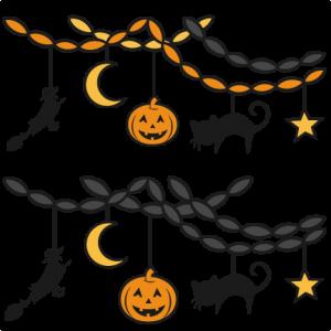 Halloween Party Decor SVG scrapbookSVG cutting files party svg cut file halloween cute files for cricut cute cut files free svgs