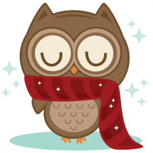 Winter Owl SVG scrapbook title winter svg cut file snowflake svg cut files for cricut cute svgs free