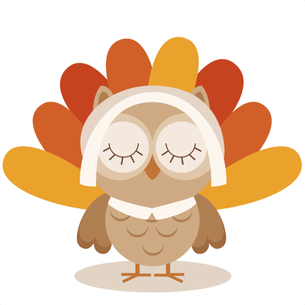 Thanksgiving Owl SVG cutting file thanksgiving svg cuts ...