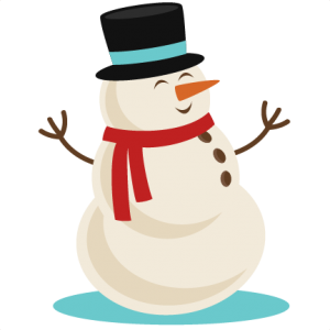 Happy Snowman SVG scrapbook title winter svg cut file snowflake svg cut files for cricut cute svgs free