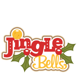 Jingle Bells SVG scrapbook title chtistmas svg cut file christmas svgs cute cut files for cricut free svg cuts
