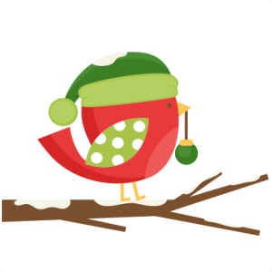 Christmas Bird SVG scrapbook title christmas cut outs for cricut cute svg cut files free svgs cute svg cuts