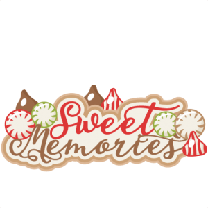 Sweet Memories scrapbook title scrapbook clip art christmas cut outs for cricut cute svg cut files free svgs cute svg cuts