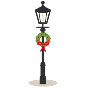 Street Lamp scrapbook clip art christmas cut outs for cricut cute svg cut files free svgs cute svg cuts