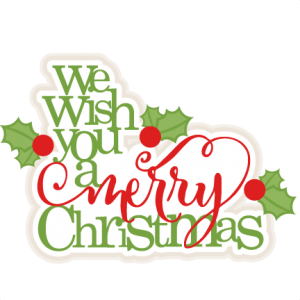 We Wish You A Merry Christmas scrapbook title christmas cut outs for cricut cute svg cut files free svgs cute svg cuts