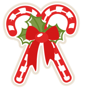 Christmas Candy Canes scrapbook clip art christmas cut outs for cricut cute svg cut files free svgs cute svg cuts