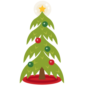 Christmas Tree scrapbook clip art christmas cut outs for cricut cute svg cut files free svgs cute svg cuts