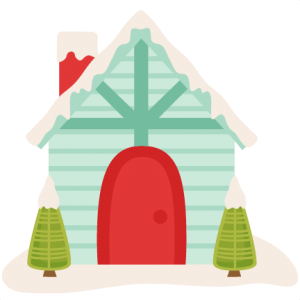 Winter Lodge SVG scrapbook cuts winter svg cut file snowflake svg cut files for cricut cute svgs free