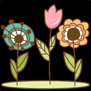 Doodle Flowers SVG cutting files doodle cut files for scrapbooking clip art clipart doodle cut files for cricut free svg cuts
