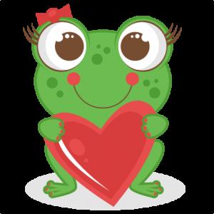 Love Frog scrapbook titles SVG cutting files frog cut files for scrapbooking clip art clipart doodle cut files for cricut free svg cuts
