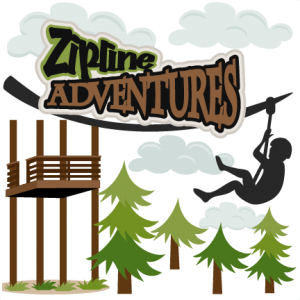 Zipline Adventures SVG cutting files for scrapbooking zipline scrapbook zipline svg cut files free svgs free svg cuts