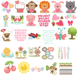 Miss Kate Cuttables February 2015 Freebies Free SVG files for scrapbooking free svg files for cricut machines free svg files
