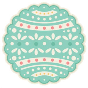Easter Layered Background scrapbook cuts SVG cutting files doodle cut files for scrapbooking clip art clipart doodle cut files for cricut free svg cuts