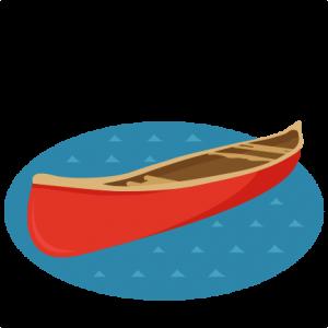 Canoe SVG scrapbook cut file cute clipart files for silhouette cricut pazzles free svgs free svg cuts cute cut files