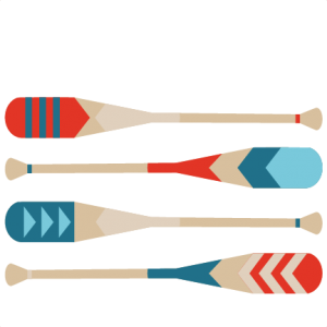 Canoe Paddles  SVG scrapbook cut file cute clipart files for silhouette cricut pazzles free svgs free svg cuts cute cut files