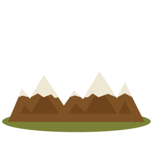 Mountain Range SVG scrapbook cut file cute clipart files for silhouette cricut pazzles free svgs free svg cuts cute cut files