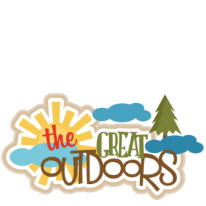 The Great Outdoors SVG scrapbook cut file cute clipart files for silhouette cricut pazzles free svgs free svg cuts cute cut files