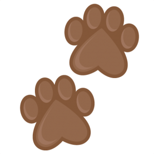 Dog Prints SVG scrapbook cut file cute clipart files for silhouette cricut pazzles free svgs free svg cuts cute cut files