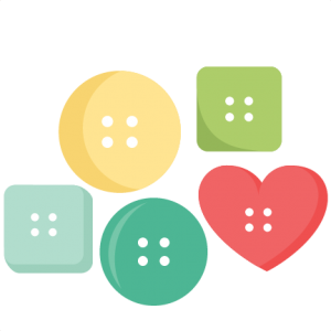 Button Set SVG cutting files for cricut silhouette pazzles free svg cuts free svgs cut cute files for scrapbooking