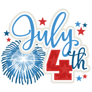 July 4th Title SVG scrapbook cut file cute clipart files for silhouette cricut pazzles free svgs free svg cuts cute cut files