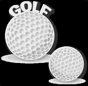 Golf ball Set SVG scrapbook cut file cute clipart clip art files for silhouette cricut pazzles free svgs free svg cuts cute cut files