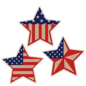 USA Star Set SVG scrapbook cut file cute clipart files for silhouette cricut pazzles free svgs free svg cuts cute cut files