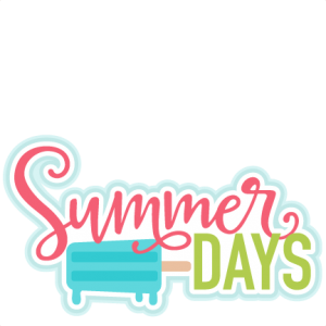 Summer Titles SVG scrapbook cut file cute clipart files for silhouette cricut pazzles free svgs free svg cuts cute cut files