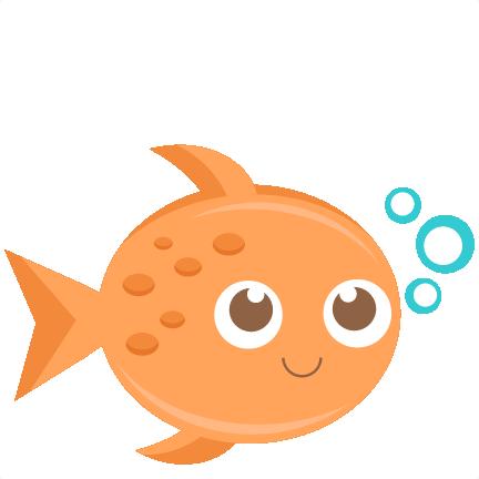 Fish Svg Scrapbook Cut File Cute Clipart Files For Silhouette Cricut